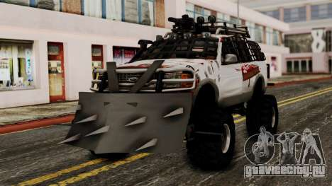 Ford Explorer Zombie Protection для GTA San Andreas