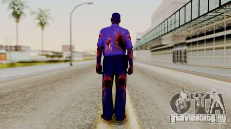 FNAF Purple Guy для GTA San Andreas третий скриншот
