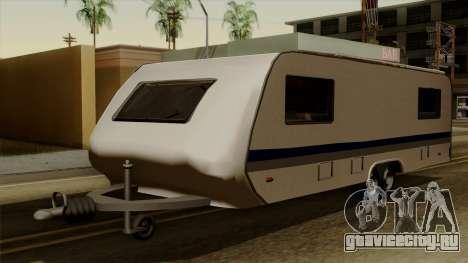 Camper Trailer для GTA San Andreas