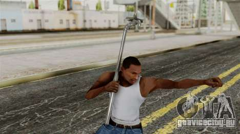Труба для GTA San Andreas третий скриншот