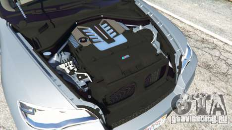 BMW X5 M (E70) 2013 v1.01 для GTA 5 вид справа