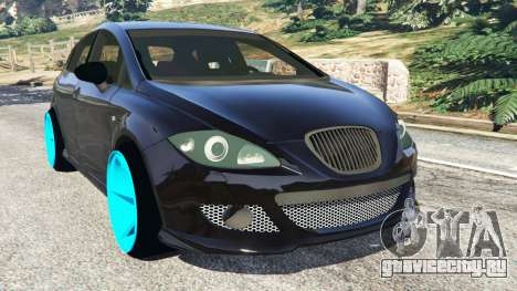 SEAT Leon II 2010 [Beta] для GTA 5