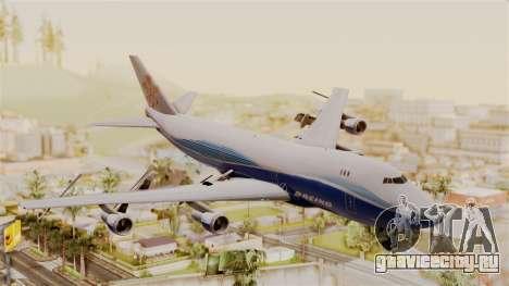 Boeing 747-200 China Airlines Dreamliner для GTA San Andreas