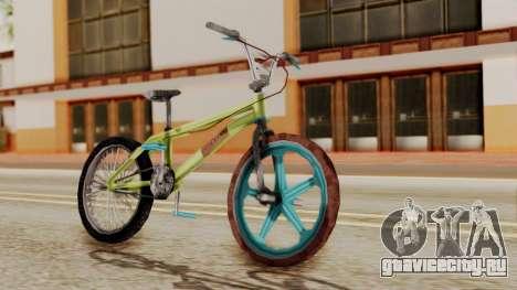 Crap BMX для GTA San Andreas