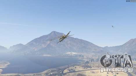 A-10A Thunderbolt II 1.1 для GTA 5 десятый скриншот
