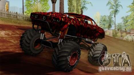 The Batik Big Foot для GTA San Andreas
