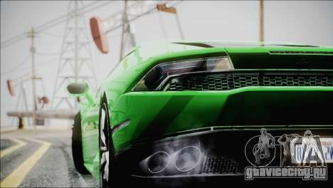 TASTY ENBSeries 0.248 для GTA San Andreas четвёртый скриншот