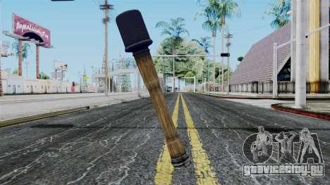 German Grenade from Battlefield 1942 для GTA San Andreas второй скриншот