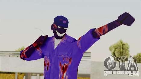 FNAF Purple Guy для GTA San Andreas