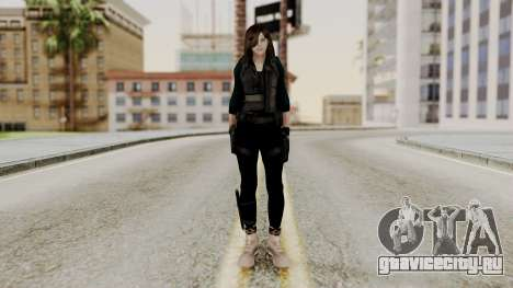 Christy Battle Suit 2 (Resident Evil) для GTA San Andreas второй скриншот