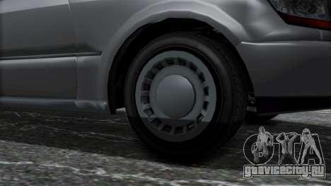 GTA 5 Albany Romero IVF для GTA San Andreas вид сзади слева