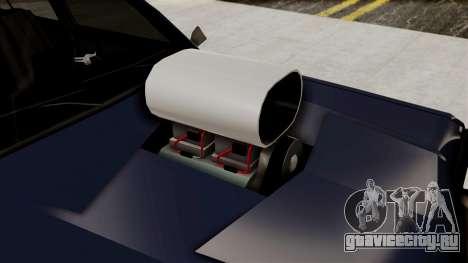 New Regina Extreme для GTA San Andreas вид справа