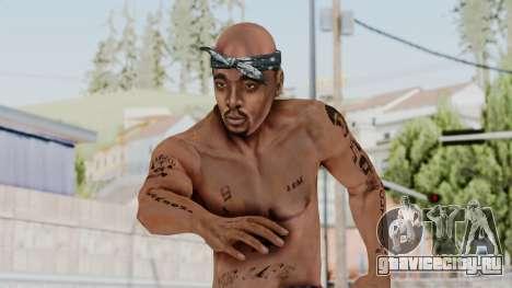 2Pac Skin HD v1.0 для GTA San Andreas