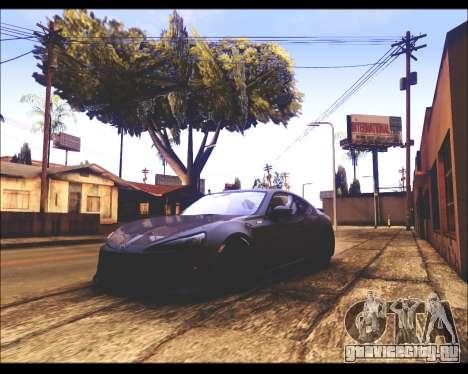 REXAS ENB v1 для GTA San Andreas третий скриншот