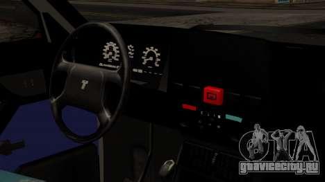 Tofas Dogan для GTA San Andreas вид справа