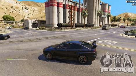Перегрев двигателя для GTA 5