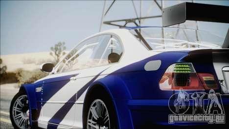 TASTY ENBSeries 0.248 для GTA San Andreas пятый скриншот