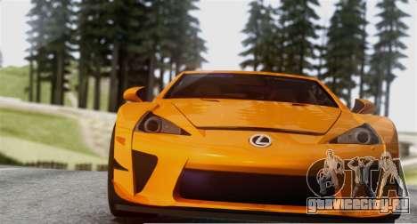 Masayume ENB V1 для GTA San Andreas