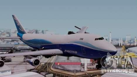 Boeing 747-400 Dreamliner Livery для GTA San Andreas