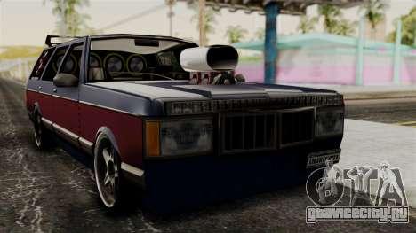 New Regina Extreme для GTA San Andreas