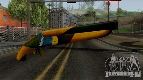 Brasileiro Sawnoff Shotgun v2 для GTA San Andreas