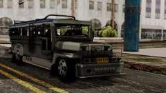 Milwaukee Motors Custom Jeepney