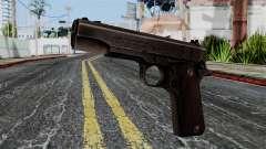 Colt M1911 from Battlefield 1942 для GTA San Andreas