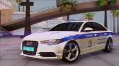 Audi A6 ДПС