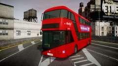 Wrightbus New Routemaster Abellio London для GTA 4