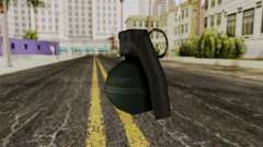 Frag Grenade from Delta Force для GTA San Andreas