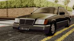 Mercedes-Benz W140 500SE 1992 для GTA San Andreas