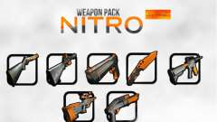 Nitro Weapon Pack