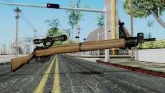 Lee-Enfield No.4 Scope from Battlefield 1942 для GTA San Andreas