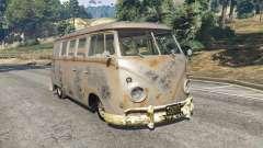 Volkswagen Transporter 1960 rusty [Beta]