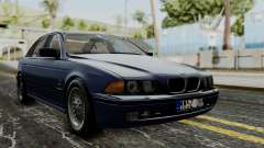 BMW 530D E39 1999 Stock для GTA San Andreas