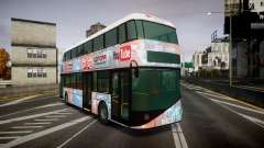 Wrightbus New Routemaster для GTA 4