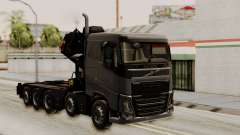 Volvo FH Euro 6 10x4 Low Cab