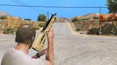 TAR-21 из Battlefield 4
