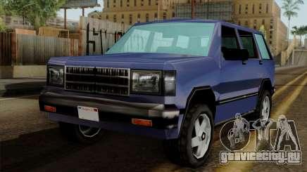 Landstalker from Vice City для GTA San Andreas