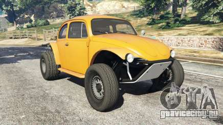 Volkswagen Beetle Baja Bug [Beta] для GTA 5