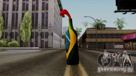 Brasileiro Molotov Cocktail v2 для GTA San Andreas