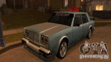 New Greenwood для GTA San Andreas
