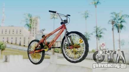 Bike from Bully для GTA San Andreas