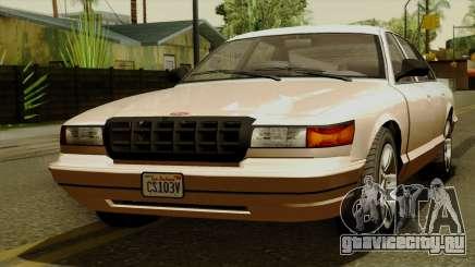 GTA 5 Vapid Stanier I для GTA San Andreas