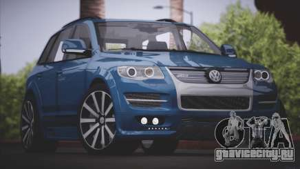 Volkswagen Touareg R50 2008 для GTA San Andreas