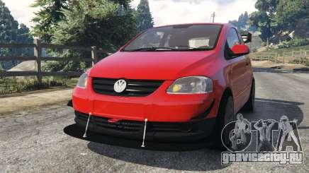 Volkswagen Fox v1.1 для GTA 5