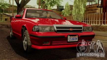 GTA 5 Vapid Stanier II для GTA San Andreas