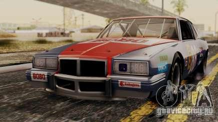 Pontiac GranPrix Hotring 1981 No Dirt для GTA San Andreas