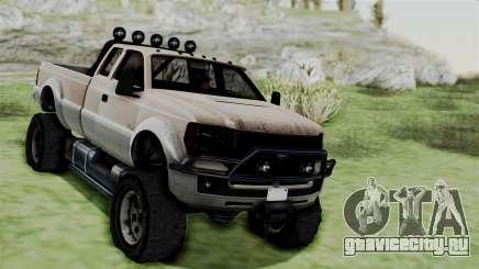GTA 5 Vapid Sandking для GTA San Andreas