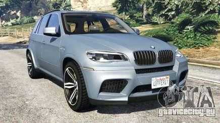 BMW X5 M (E70) 2013 v1.01 для GTA 5